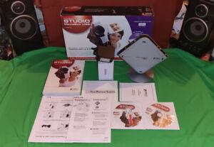 Pinnacle Studio MovieBox USB + Pinnacle Studio 11 PLUS Software OVP/verschweißt