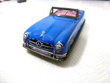 Huki Mercedes Benz 190SL Blech 50er Jahre Top