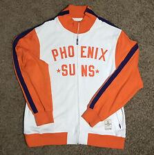 Vintage Phoenix Suns Hardwood Classics Reebok Jacket Size Men's L