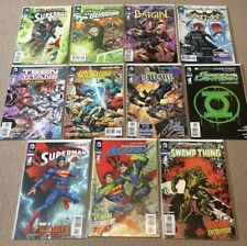 The New 52! Set Of Annual 1 DC Comics