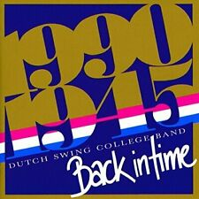 Dutch Swing College Band Back in time (1990-1945)  [CD]