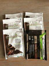 Chocolate Vegan Shakeology Sample Pack; 5 packets & 1 Recover