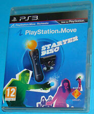 PlayStation Move Starter Disc - Sony Playstation 3 PS3 - PAL