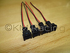 (4x) RC Engineering Fuel Injector Quick Disconnect Pigtails