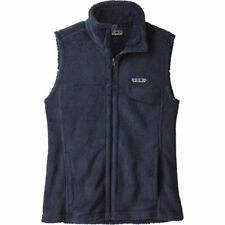 Patagonia Women's Re-Tool Full Zip Vest Navy Blue X-Small NWT
