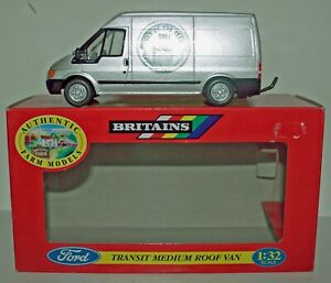 Britains 1:32 MK6 FORD TRANSIT Ford quiz give away at Seville Spain 2001