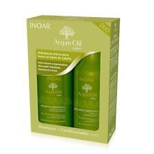 Inoar Argan Kit de Shampooing et Après-shampooing