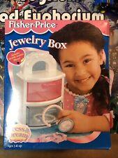 1994 Fisher Price Jewelry Box Dress & Dream Sealed NIB