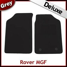 ROVER MGF 2007 2008 2009 2010 2011 2012 Tailored LUXURY 1300g Car Mats GREY