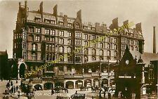 Glasgow St. Enoch Railway Station Photo. Glasgow & South Western Railway. (9)
