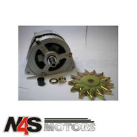 LAND ROVER DEFENDER 3.5 V8 PETROL ALTERNATOR. PART STC233