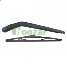 Rear Window Wiper Blade Arm Set Windshield Fit For 03-06 Mitsubishi Outlander
