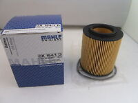 Oil Filter BMW 3 5 Series Petrol 2.0 2.5 2.8 3.0 1995 to 2007 MAHLE OX154/1D