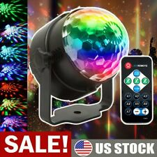 Disco Party Led Ball Stage Light Strobe Lighting Dj Night Bulb Lamp Home Uking