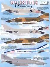 Iliad Decals 1/48 MILESTONE PHANTOMS McDonnell Douglas F-4 Phantom II