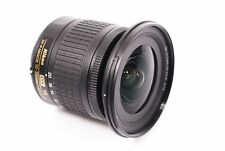Nikon 10-20mm/1:4.5-5.6 g DX VR af-P Nikon F 205359