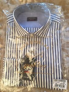 Mens - Shirts - Paul & Shark - Brand New with Tags - RPP £195
