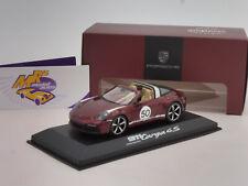 Minichamps WAP0209110L # Porsche 911 Targa 4S (992) Heritage Design Edition 1:43