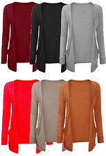 Unbranded Viscose Waist Length Jumpers & Cardigans for Women