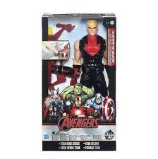 MARVEL AVENGERS TITAN HERO SERIES Hawkeye Action Figure