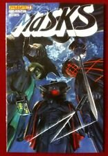 Masks (2013) #1A - Alex Ross Variant Cover - Comic Book - Dynamite Comics