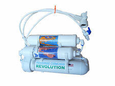 5 stage Portable Countertop Alkaline Reverse Osmosis System, 150 GPD membrane