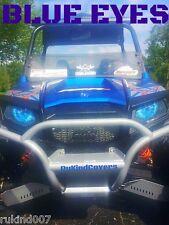 Polaris Ranger RZR 800 BLUE EYES Head Light Cover's New Item UTV,ATV NEW