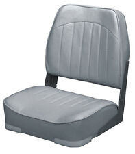 Wise Seating Low Back Boat Seat- Gray