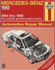 Mercedes-Benz 190 1984-1988 Workshop Manual Haynes - Download Link PDF