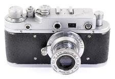 Leica II COPY: Zorki S + INDUSTAR-22 3,5/50 (Bj.1956) TOP & CLEAN condition A/B!