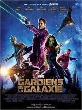 Affiche 40x60cm LES GARDIENS DE LA GALAXIE (GUARDIANS OF THE GALAXY) 2014 EC