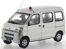 Daihatsu Hijet Japan Unmarked Police Car 2009 1:43 J-Collection JC227