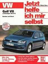 VW Golf 7 Reparaturanleitung Jetzt helfe ich mir Reparatur-Handbuch/VII/Wartung