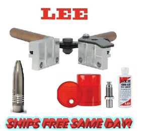 Lee 2 Cav Mold for 30 Cal 309 Dia 230 Gr & Sizing and Lube Kit! New! 90307+90038