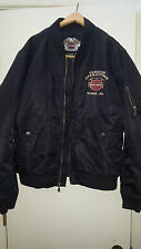 Harley-Davidson Vehicle Operations Nylon Jacket Size Men's Large