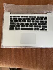 """New listing Apple MacBook Pro A1286 15"""" 2010 2011 2012 Top Case Keyboard TrackPad 661-5854"""