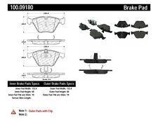 OE Formula Brake Pads w/Hardware fits 2002-2009 BMW 760Li 525i 530i  CENTRIC PAR
