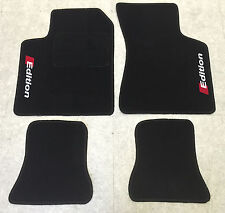 Autoteppiche Fußmatten für Audi 80 B3 B4 Cabrio Edition 2farbig nicht original