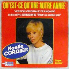 Noelle Cordier 45 Tours Eurovision 1980