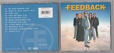 FEEDBACK - ROCK MY SOUL CD 2003 POINT MUSIC HARD ROCK