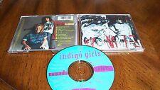 Nomads Indians Saints by Indigo Girls (Cd, Sep-1990, Epic (Usa) Used Rock Pop