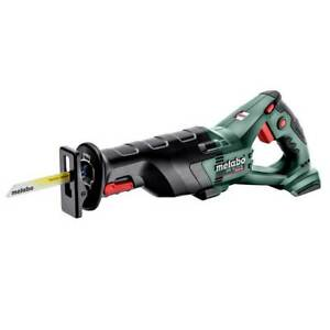 Metabo 602267850 18 LTX SSE BL 18V Cordless Robust Reciprocating Saw - Bare Tool