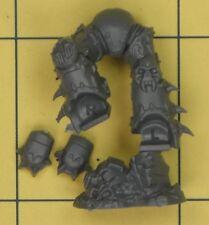Warhammer 40K Chaos Space Marines Raptor / Warp Talon Legs & Feet (C)