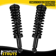 95-04 Toyota Tacoma RWD Front Quick Complete Struts & Coil Springs w Mounts Pair
