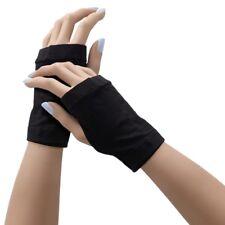 Simply Minimalist Unisex Fingerless Gloves