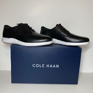 Cole Haan Men's Grand Plus Essex Wedge Oxford -Black (Sizes -10)