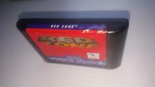 * juego De Sega Mega Drive * Red Zone * megadrive