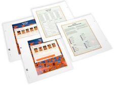 Davo 10158 Luxe bladen Nederland EK zegels 08 (eerste 4 velletjes)