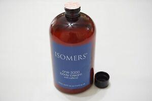Isomers Eine 3000 Körpercreme Mit Koffein 500ml Neu Mit Dichtung