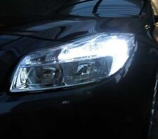 T20 580 Vauxhall Insignia Led DRL DAY TIME RUNNING LIGHT W21 / 5 W Xeno Bianco